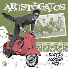 Discos de vinilo: DIRECTOS MAQUETAS 1982 - VINILO - ARISTOGATOS. Lote 198918983