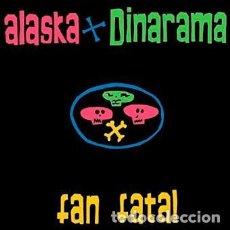 Discos de vinilo: FAN FATAL - VINILO + CD - ALASKA Y DINARAMA. Lote 198918985