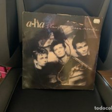 Discos de vinilo: A-HA ‎– STAY ON THESE ROADS. DISCO VINILO. ENTREGA 24H. ESTADO VG+ / VG. Lote 198922048