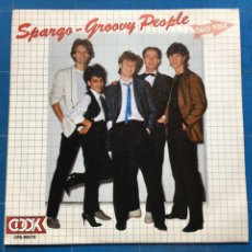 Discos de vinilo: SPARGO - GROOVY PEOPLE (SINGLE) (COOK) CPB-90010 (D:NM). Lote 198922362