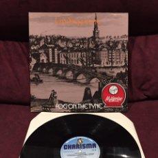 Discos de vinilo: LINDISFARNE - FOG ON THE TYNE, LP GATEFOLD, COPIA ÚNICA CON ERROR DE PRENSAJE!!!. Lote 198926326