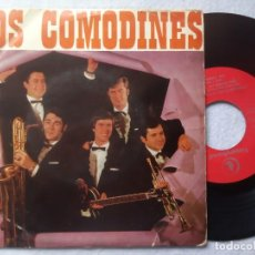 Discos de vinilo: LOS COMODINES - LO IMPORTANTE ES LA ROSA - EP 1967 - HAPPYBAND / SAYTON. Lote 198931932