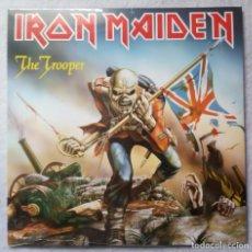 Discos de vinilo: IRON MAIDEN - THE TROPPER / CROSS EYED MARY - SINGLE UK 2014 - PARLOPHONE - NUEVO / PRECINTADO. Lote 198933816