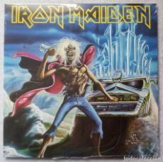 Discos de vinilo: IRON MAIDEN - RUN TO THE HILS / PHANTOM OF THE OPERA- SINGLE 2014 - PARLOPHONE - NUEVO / PRECINTADO. Lote 198935626