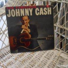 Discos de vinilo: JOHNNY CASH – THE FABULOUS JOHNNY CASH.LP ORIGI. USA 1958.MONO.COLUMBIA – CL 1253 . Lote 198940963