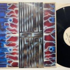 Discos de vinilo: MAXI SINGLE 12'' HOUSE OF USHER SHADES EDICIÓN ALEMANA DE 1992. Lote 198940988