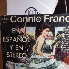Discos de vinilo: CONNIE FRANCIS EN ESPAÑOL 1964. Lote 198949135