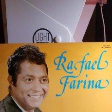 Discos de vinilo: RAFAEL FARINA. A CANELA Y CLAVO. 1976. Lote 198949426