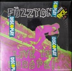 Discos de vinilo: THE FUZZTONES. LIVE IN EUROPE!. VINILO LP. Lote 198952011