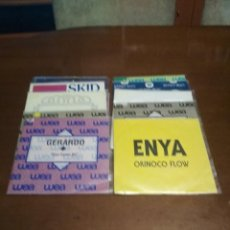 Discos de vinilo: LOTE Nº 4 -15 SINGLES PROMOCIONALES THE POGUES , THE PRETENDERS VER DESCRIPCION PDELUXE. Lote 198954882