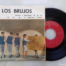 Discos de vinilo: LOS BRUJOS QUISIERA +3 EP. Lote 198956922