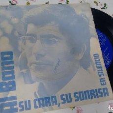 Discos de vinilo: SINGLE ( VINILO) DE AL BANO AÑOS 70. Lote 198957706