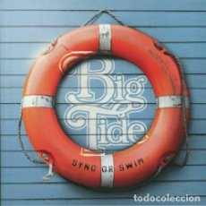 Discos de vinilo: BIG TIDE - SYNC OR SWIM 2019 - GATEFOLD 2LP + INSERT + MP3 DOWNLOAD CODE, PRECINTADO. Lote 198967827