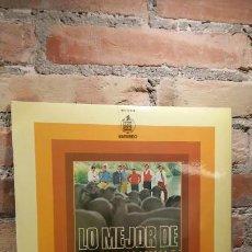 Discos de vinilo: LO MEJOR DE LOS PEKENIKES LP. Lote 198986027