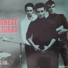 Discos de vinilo: VINILO. GABINETE CALIGARI. CUATRO ROSAS. GRABADO EN OCTUBRE 1984. DOUBLETRONICS. DISTRIBUYE D.R.O.. Lote 198986165