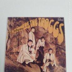 Discos de vinilo: THE TROGGS DESDE AHORA WILD THING + 3 ( 1966 FONTANA ESPAÑA ) . Lote 198991320