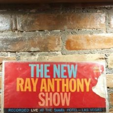 Discos de vinilo: THE NEW RAY ANTONHY SHOW LP. Lote 199004243