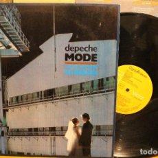 Discos de vinilo: DEPECHE MODE / SOME GREAT REWARD / 1984 RCA VICTOR LETRA CANCIONES EN ENCARTE. Lote 199037357