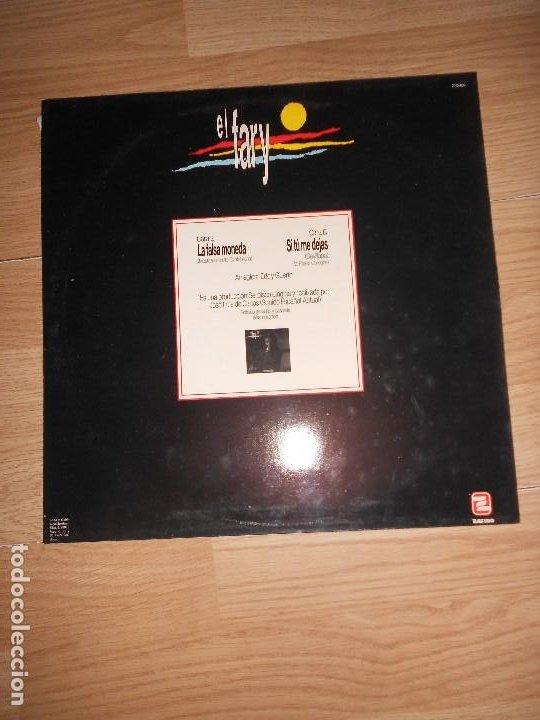 Discos de vinilo: EL FARY - LA FALSA MONEDA / SI TU ME DEJAS - ZAFIRO 1889 - Foto 2 - 199037883