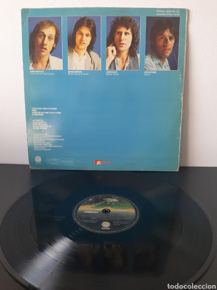 Discos de vinilo: DIRE STRAITS COMMUNIQUÉ. 1979. VERTIGO. SPAIN - Foto 2 - 199038327