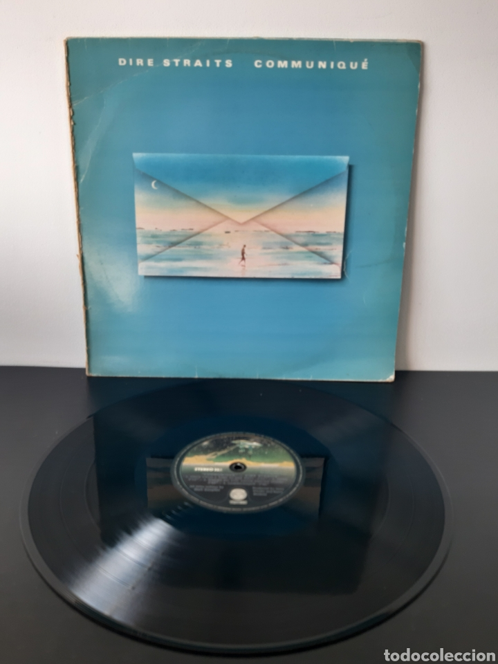 DIRE STRAITS COMMUNIQUÉ. 1979. VERTIGO. SPAIN (Música - Discos - LP Vinilo - Pop - Rock - Extranjero de los 70)