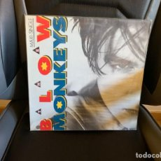 Discos de vinilo: THE BLOW MONKEYS – IT DOESN'T HAVE TO BE THIS WAY. MAXI SINGLE VINILO. 24H. Lote 199042230