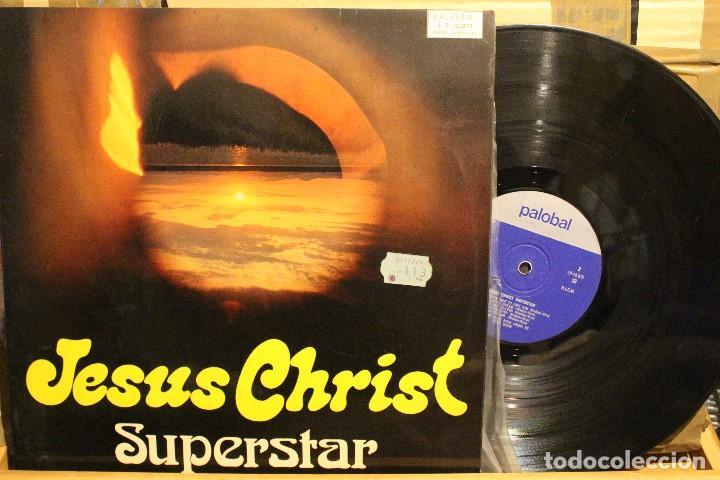 JESUS CHRIST SUPERSTAR / BENY DAAM ORQUESTA 1974 PALOBAL / (Música - Discos - LP Vinilo - Bandas Sonoras y Música de Actores )