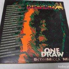Discos de vinilo: RITA MARLEY – ONE DRAW (SENSIMILLA ´MIX). Lote 199050973