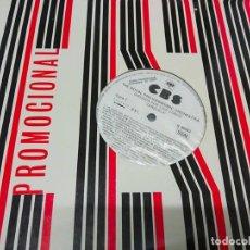 Discos de vinilo: LUIS COBOS DIRIGE THE ROYAL PHILHARMONIC ORCHESTRA – ZARZUELA. Lote 199053072