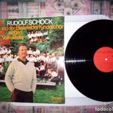 Discos de vinilo: RUDOLF SCHOCK ,LP . Lote 199056973