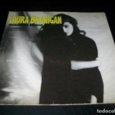 Discos de vinilo: LAURA BRANIGAN - SPANISH EDDIE - MAXISINGLE DE 1985 - ATLANTIC. Lote 199059018