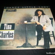 Discos de vinilo: TINA CHARLES – DANCE LITTLE LADY - NUEVA VERSION ORIGINAL 87 DE PDI - BUEN ESTADO - . Lote 199059471