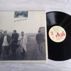 Discos de vinilo: SAU LP PER LA PORTA DE SERVEI 1989 PICAP. Lote 199061196