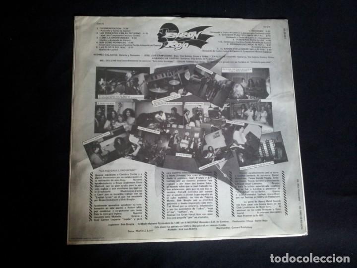 Discos de vinilo: BARON ROJO - LOTE DE 3 LP - CHAPA DISCOS, LEER DESCRIPCION - Foto 4 - 199062010