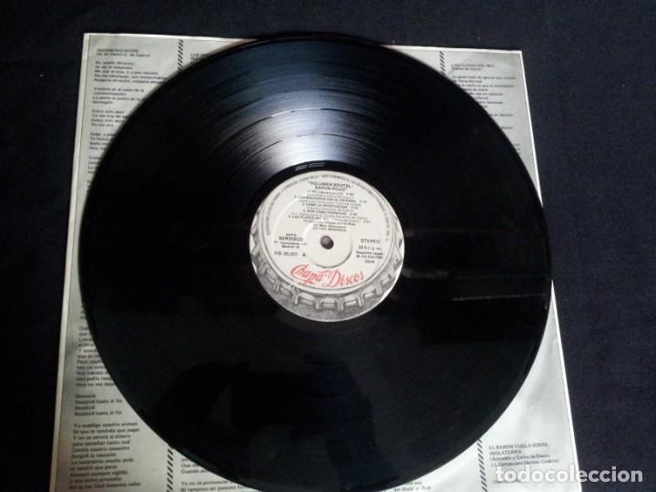Discos de vinilo: BARON ROJO - LOTE DE 3 LP - CHAPA DISCOS, LEER DESCRIPCION - Foto 6 - 199062010