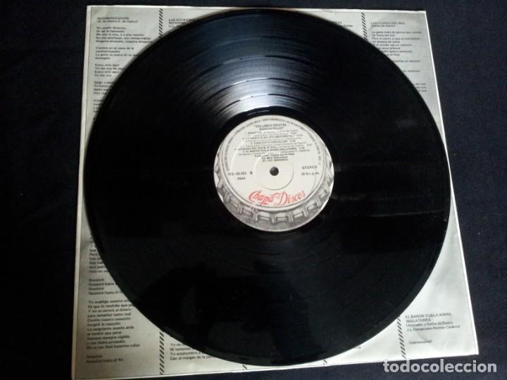 Discos de vinilo: BARON ROJO - LOTE DE 3 LP - CHAPA DISCOS, LEER DESCRIPCION - Foto 7 - 199062010