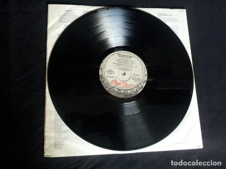 Discos de vinilo: BARON ROJO - LOTE DE 3 LP - CHAPA DISCOS, LEER DESCRIPCION - Foto 12 - 199062010