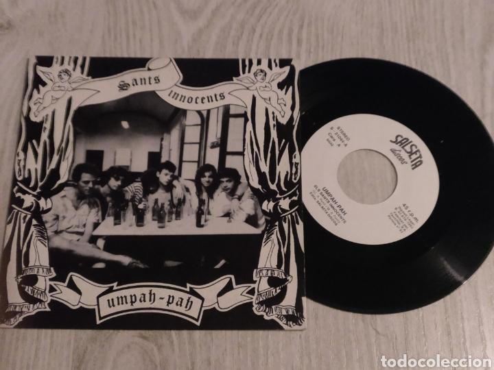 UMPAH-PAH SINGLE SANT INNOCENTS 1992 ADRIÀ PUNTÍ (Música - Discos - Singles Vinilo - Grupos Españoles de los 90 a la actualidad)
