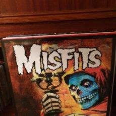 Discos de vinilo: MISFITS / AMERICAN PSYCHO. Lote 199084251
