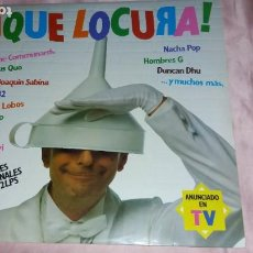 Discos de vinilo: MECANO,STATUS QUO,BON JOVI,THE COMMUNARDS,THE CURE,ETC -2 LP`S SPAIN - VER FOTOS. Lote 199107826