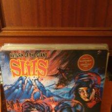 Discos de vinilo: THE SLITS / RETURN OF THE GIANT SLITS / CBS 1981. Lote 199127478
