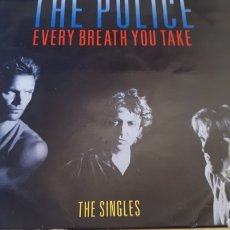 Discos de vinilo: THE POLICE THE SINGLES. Lote 199136548