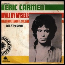 Dischi in vinile: XX VINILO, ERIC CARMEN, ALL BY MYSELF Y GREAT EXPECTATIONS.. Lote 199137356