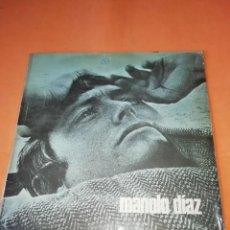 Discos de vinilo: MANOLO DIAZ. LP ORIGINAL 1967. RETABLO. SONOPLAY RECORDS. CARPETA ABIERTA.. Lote 199145223