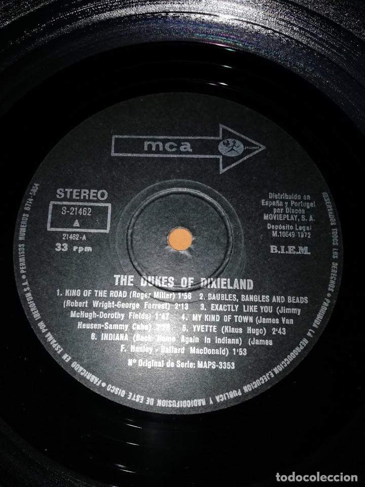 Discos de vinilo: THE DUKES OF DIXIELAND. 1972 MCA RECORDS - Foto 4 - 199146688