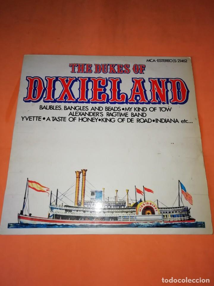 THE DUKES OF DIXIELAND. 1972 MCA RECORDS (Música - Discos - LP Vinilo - Funk, Soul y Black Music)