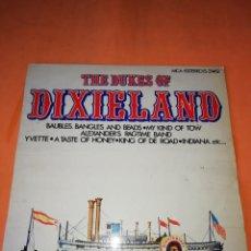 Discos de vinilo: THE DUKES OF DIXIELAND. 1972 MCA RECORDS. Lote 199146688