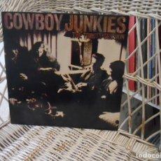 Discos de vinilo: COWBOY JUNKIES – THE TRINITY SESSION.LP ORIGINAL USA 1988.RCA – 8568-1-R . Lote 199161890