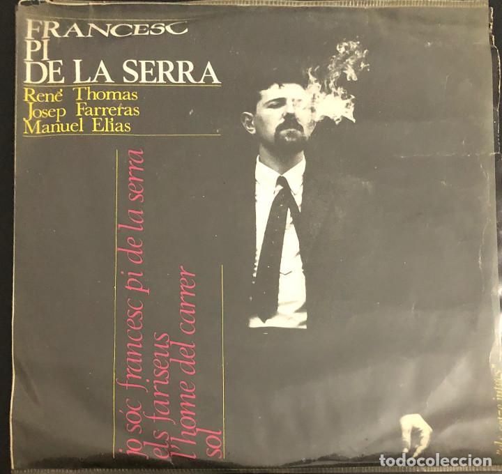 FRANCESC PI DE LA SERRA, EP (Música - Discos de Vinilo - EPs - Cantautores Españoles)