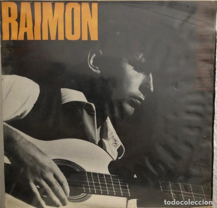 RAIMON - EP - EN TU ESTIME EL MÓN - (Música - Discos de Vinilo - EPs - Cantautores Españoles)